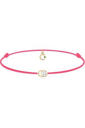 COURBET Women Bracelets - 18kt yellow diamond Let's Commit bracelet