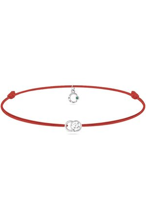 COURBET Women Bracelets - 18kt white gold diamond Let's Commit bracelet