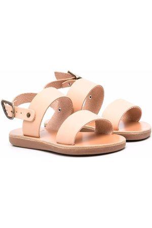 Ancient Greek Sandals Little Clio double-strap sandals
