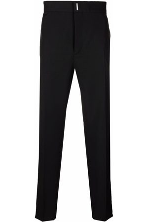 Givenchy Men Formal Pants - Tailored wool trousers