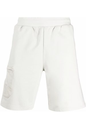 A-cold-wall* Embroidered logo track shorts