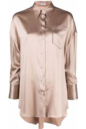 Brunello Cucinelli Long-sleeve button-up shirt