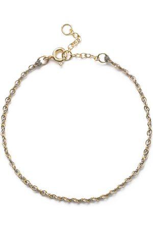 The Alkemistry 18kt yellow Vianna chain thread bracelet