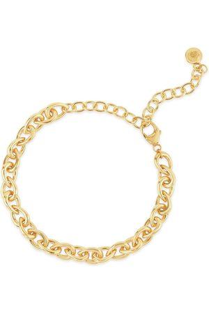 Dinny Hall Raindrop Small chain-link bracelet