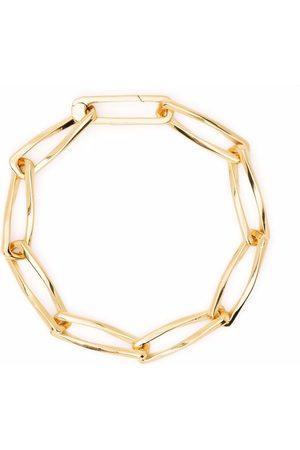 Missoma Chunky twisted link chain bracelet