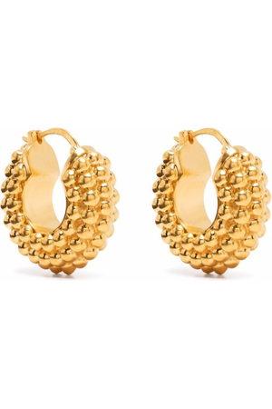 Missoma Baya hoop earrings