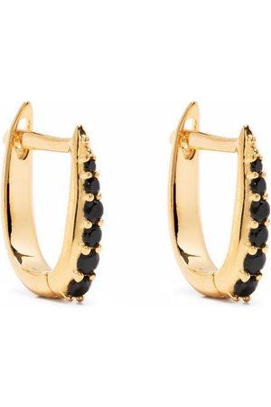 Missoma Claw huggie earrings