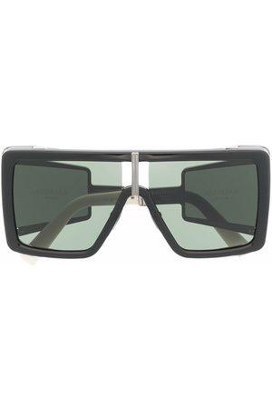 Balmain Wonder Boy II oversize-frame sunglasses