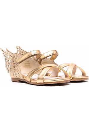 SOPHIA WEBSTER Wing-embellished sandals
