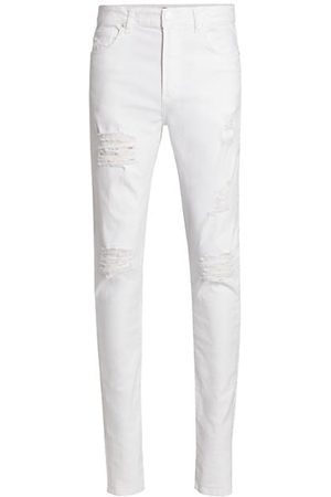 Monfrere Greyson Distressed Jeans