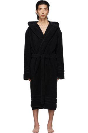 Men Bathrobes - Balenciaga Terrycloth Resorts Robe