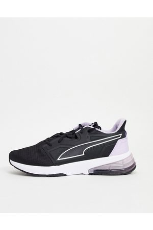PUMA Training LVL-UP XT trainers in and purple