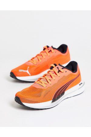 PUMA Training Velocity Nitro Trainers in orange