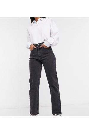 Tommy Hilfiger Ultra high rise straight jeans in washed
