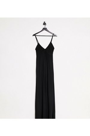 ASOS Tall cupped detail maxi dress in