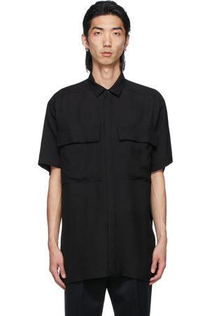 Men Short sleeves - Fear of God Crepe Short Sleeve Shirt
