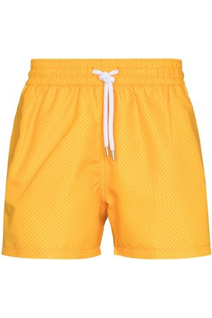 Frescobol Carioca Pepe drawstring swim shorts