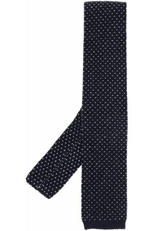 Brunello Cucinelli Woven straight-edge tie