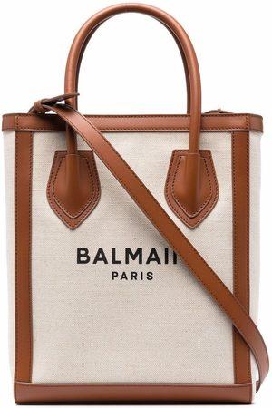 Balmain B-Army 26 shopper bag