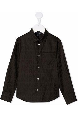 Emporio Armani Classic button-up shirt