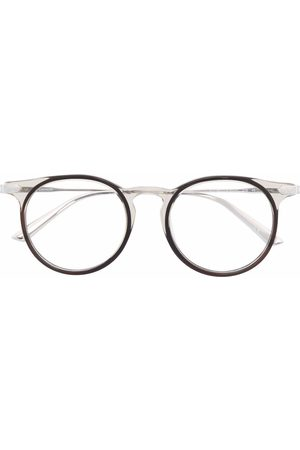 Calvin Klein Round-frame glasses