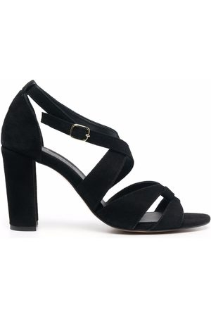 Tila March Hyland strappy suede sandals