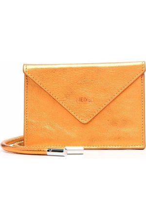 Medea Metallic belt wallet