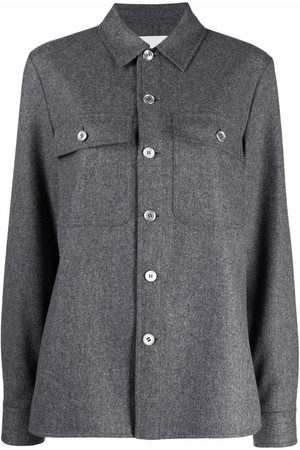 Jil Sander Long-sleeved shirt jacket