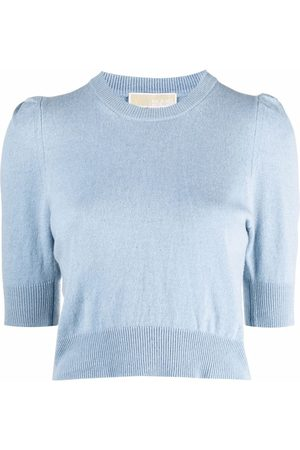 Michael Kors Cropped knitted jumper