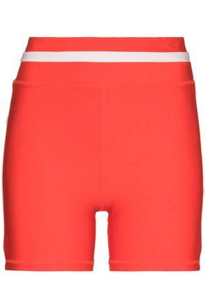 The Upside Mallorca mini spin shorts