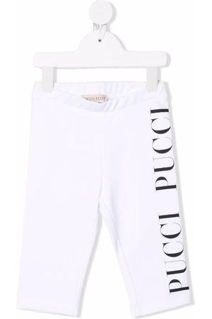 Emilio Pucci Logo-print leggings