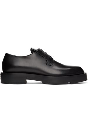 Givenchy Squared Lace-Up Derbys