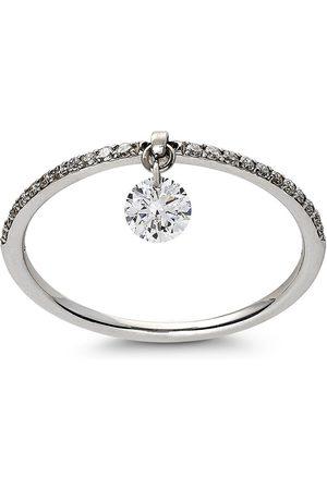 Raphaele Canot 18kt white gold Set Free diamond ring