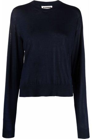 Jil Sander Crew-neck knitted jumper