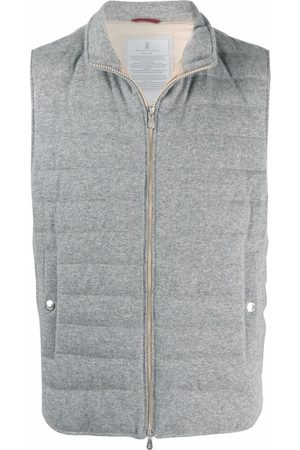 Brunello Cucinelli Quilted down gilet