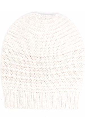 Brunello Cucinelli Cashmere-knit beanie