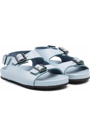 Gallucci Kids Buckled leather sandals