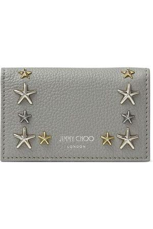 Jimmy Choo Nello star-studded cardholder
