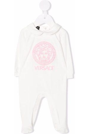 VERSACE Medusa-print pajamas