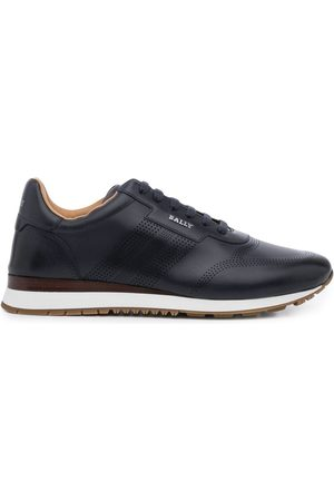Bally Asken leather trainers
