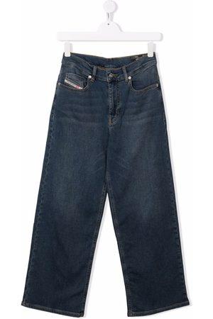 Diesel Girls Straight - TEEN straight-leg jeans