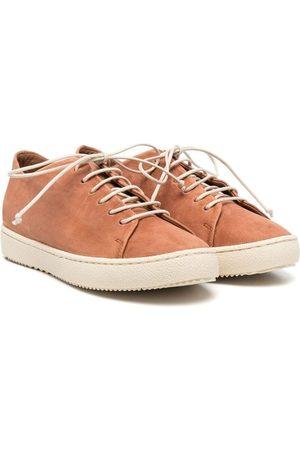 PèPè Boys Sneakers - Suede low-top sneakers