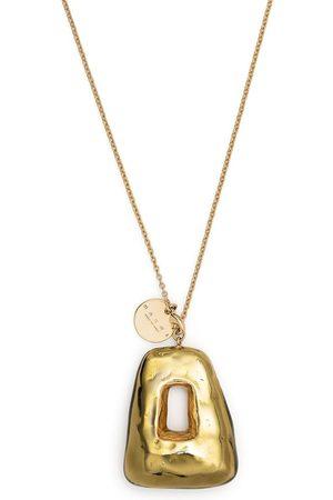 Marni Women Necklaces - Rectangular pendant necklace