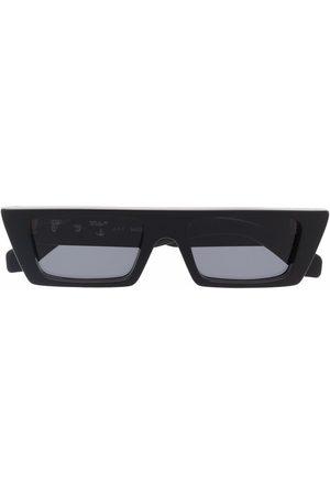 OFF-WHITE Sunglasses - MARFA SUNGLASSES DARK GREY