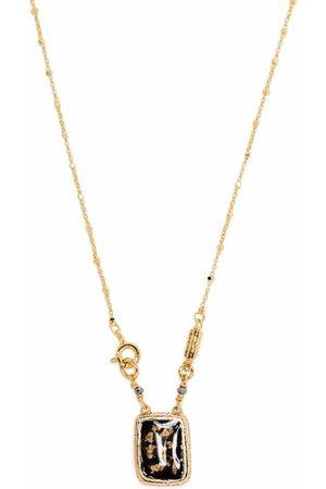 Gas Bijoux Totem Éclat scapulaire necklace