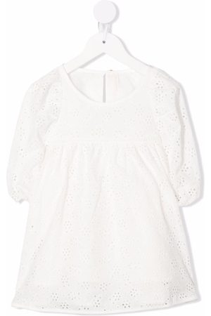ZIMMERMANN Broderie-anglaise smocked blouse