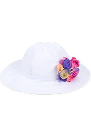 Bari Lynn Little Girl's Cotton Sun Hat
