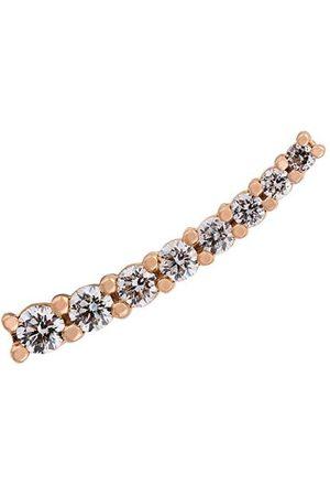 ALINKA Small DASHA diamond slider left earring