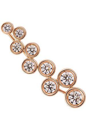 ALINKA 18kt gold SASHA diamond cuff earring