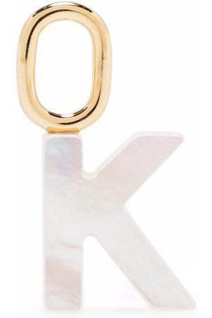 Maria Black Lucid Letter K charm